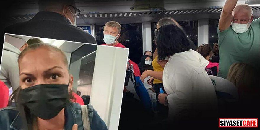 Avşa-Yenikapı seferinde yolcular arasında kavga