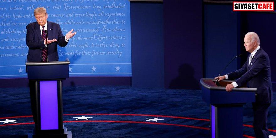 Afganistan'dan çekilme sonrası seçim anketi: Trump Biden'ı geçti!