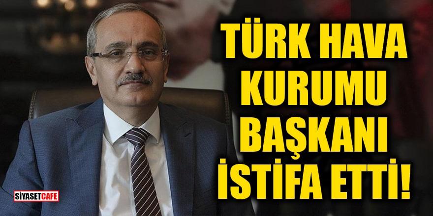 'Türk Hava Kurumu Başkanı Cenap Aşçı istifa etti' iddiası!