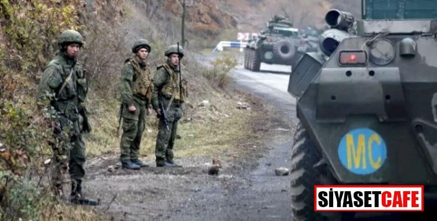 Karabağ'da Ruslar ile Ermeniler çatıştı: Yaralılar var
