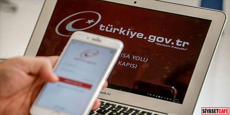 Kamu kurumlarının personel alımları e-Devlet'te