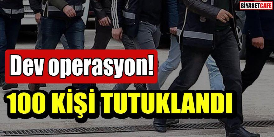 TSK'daki FETÖ yapılanmasına dev operasyon: 100 tutuklama