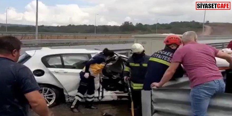 Kazaya müdahale edince otomobil çarptı: 2 ölü, 2 yaralı