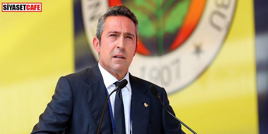 Fenerbahçe taraftarından tepki: Ali Koç buraya!