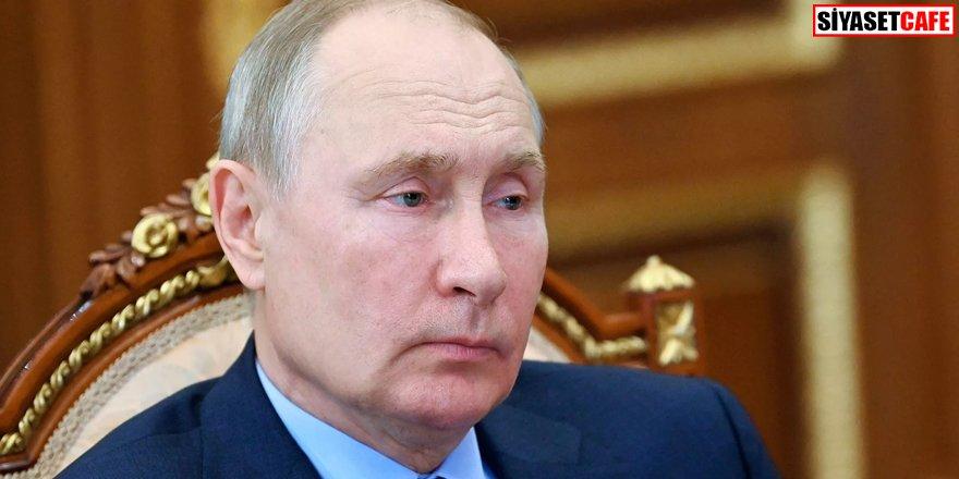 Putin'den tuhaf açıklama: Yakında karantinaya girmem gerekebilir