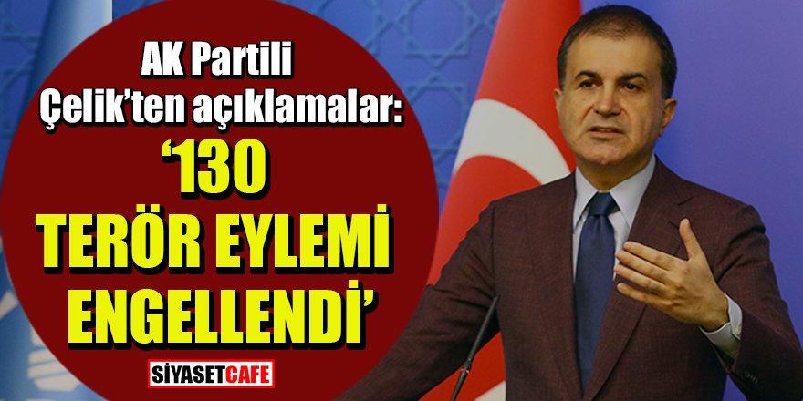 AK Partili Ömer Çelik'ten gündeme dair açıklamalar