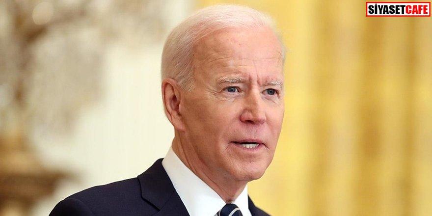 ABD'de Joe Biden'a küfür trendi başladı
