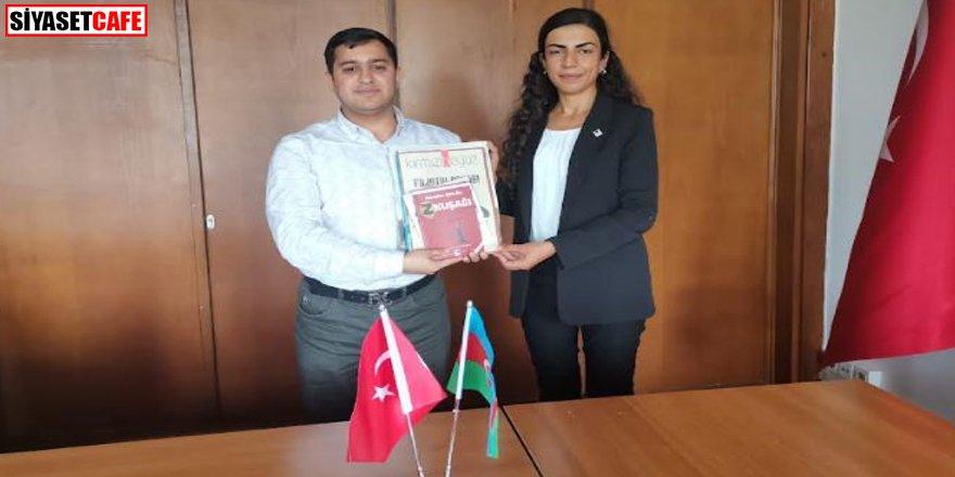 Emperyalizme karşı mücadele eden Azerbaycan ve Türk Gençleri 'Kardeşlik ve İş Birliği Anlaşması' imzalayacak!