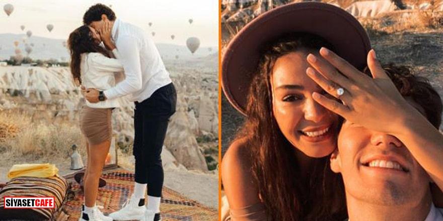 Cedi Osman'ın Ebru Şahin'e hediye ettiği yüzüğün fiyatı belli oldu