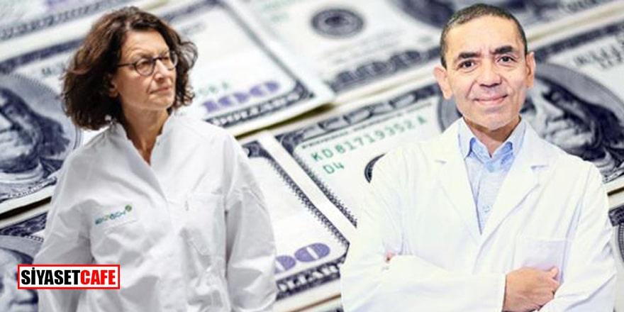 Moderna ve BioNTech'in değeri 242 milyar dolar arttı