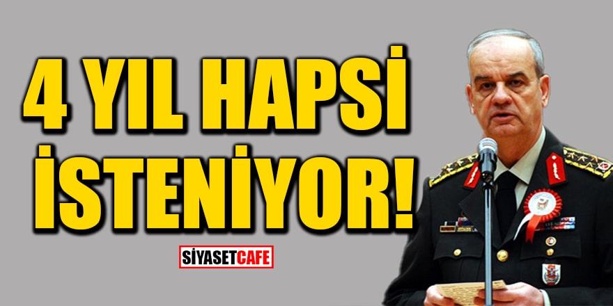 FETÖ'nün siyasi ayağı tartışmasında Eski Genelkurmay Başkanı Başbuğ'un hapsi isteniyor!