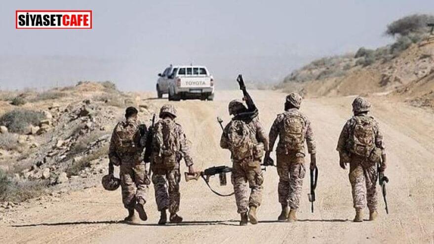 Son dakika: İran Azerbaycan sınırına asker yığıyor