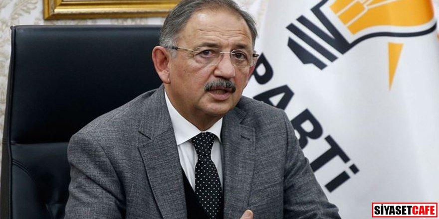 AK Partili Özhaseki: 'Ekonomide başarılıyız çok şükür'