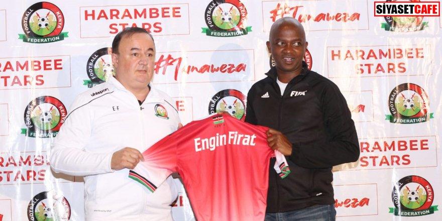 Kenya Milli Takımı Türk teknik direktörüne emanet