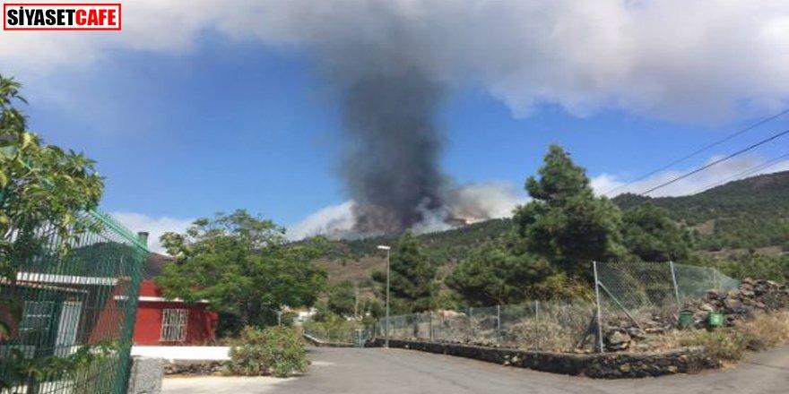 Kanarya Adaları'nda yanardağ patlaması: 130 deprem oldu