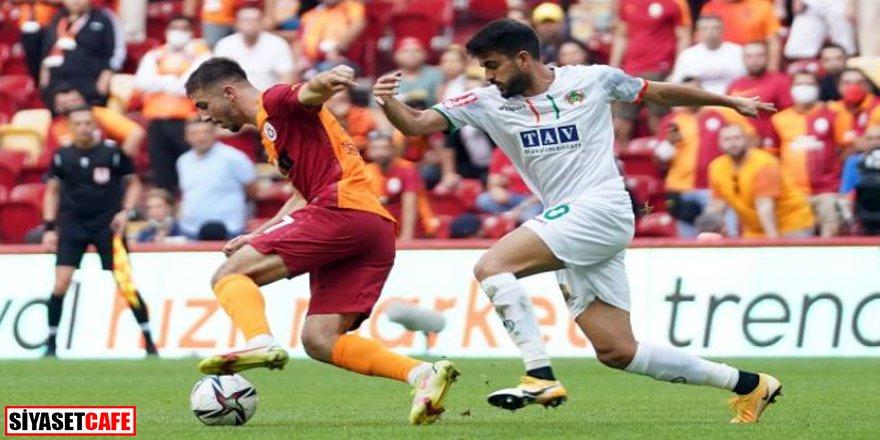 Galatasaray'a son dakika golü!