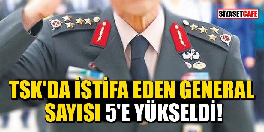 Saygı Öztürk'ten yeni iddia: TSK'da istifa eden general sayısı 5'e yükseldi!