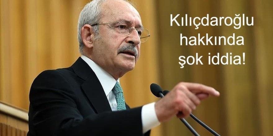 Şok iddia: Kılıçdaroğlu'nun yıkıcı bir dosyası var
