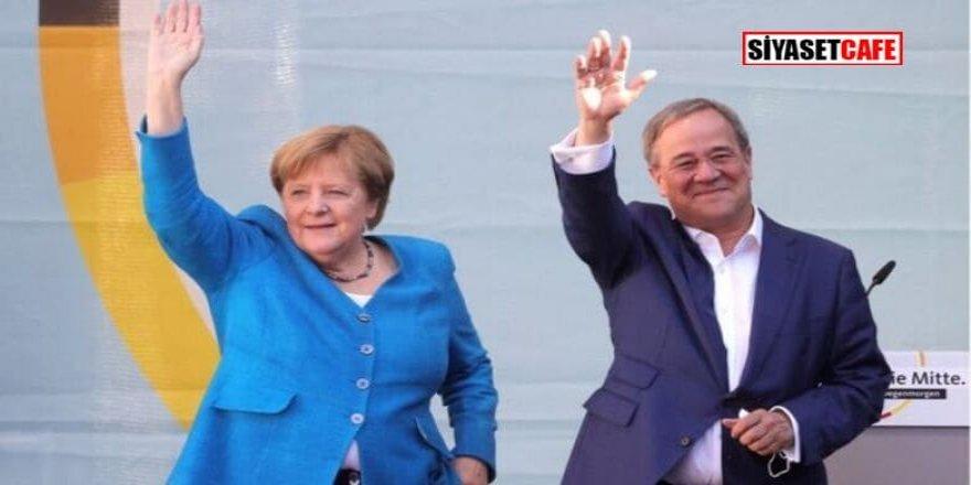 Almanya'da resmi olmayan seçim sonuçları açıklandı