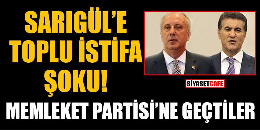 Mustafa Sarıgül'e toplu istifa şoku! Memleket Partisi'ne geçtiler