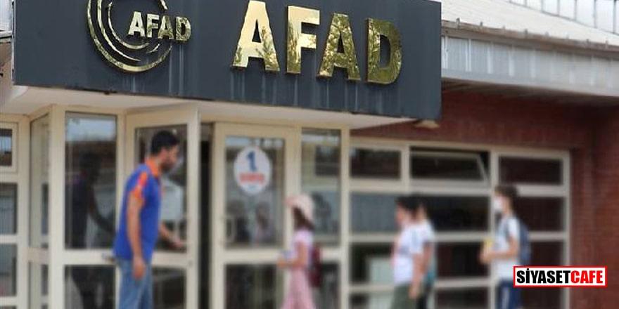 AFAD, yangın ve sel felaketinde yapılan bağış miktarını açıkladı
