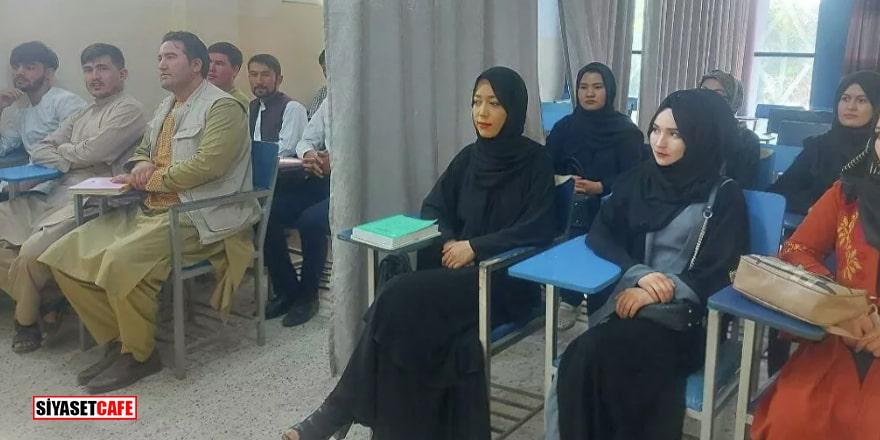 Taliban, kadınları süresiz olarak üniversiteden uzaklaştırdı