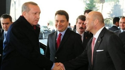 Erdoğan ve Koç arasında sürpriz görüşme