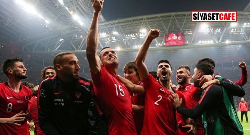 Türkiye-Norveç karşılaşmasında ilk 11 belli oldu