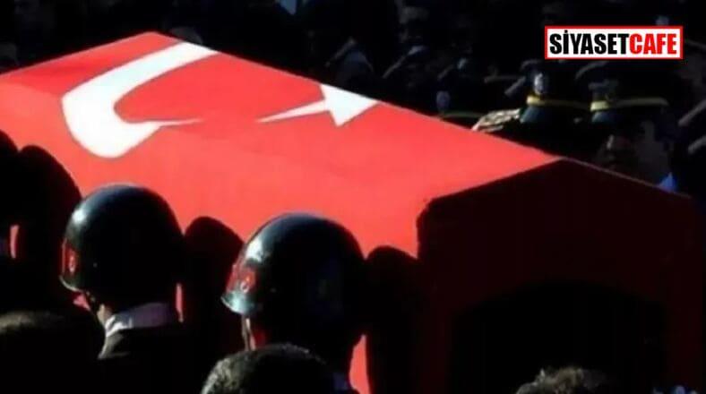 Yüksekova'da askeri araç kaza yaptı: 1 şehit, 2 yaralı