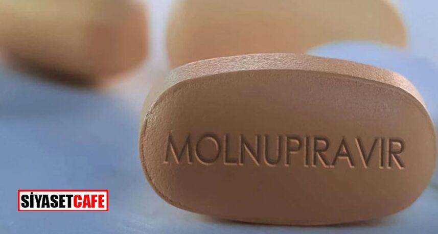 Koronavirüsle mücadelede 'Molnupiravir' umudu!