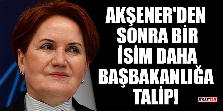 Akşener'den sonra Mustafa Sarıgül de 'Başbakanlığa talibim' dedi