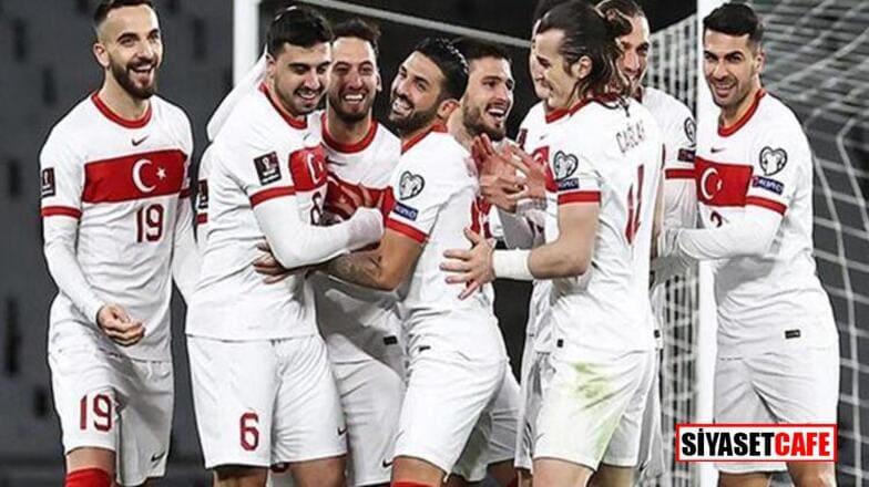 Milli Takım son dakika golü ile sevindirdi!