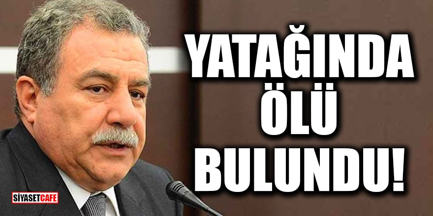Eski İçişleri Bakanı Muammer Güler'in yeğeni Hakan Güler evinde ölü bulundu