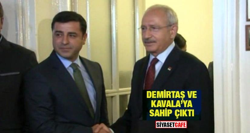 Kılıçdaroğlu: Adalet istiyoruz, Osman Kavala, Selahattin Demirtaş neden hapishanede?