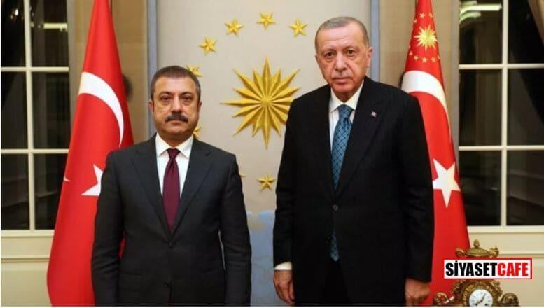 'Erdoğan ile Kavcıoğlu faiz oranlarını belirleyen komite üyesinin değiştirilmesini görüştü' iddiası