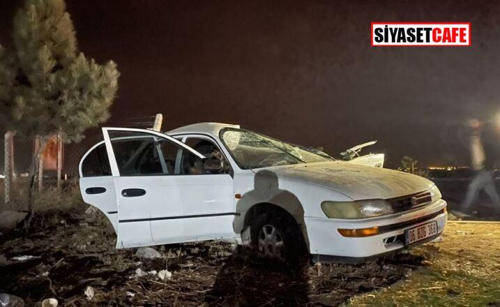 Şanlıurfa'da korkunç kaza: 2 ölü, 7 yaralı