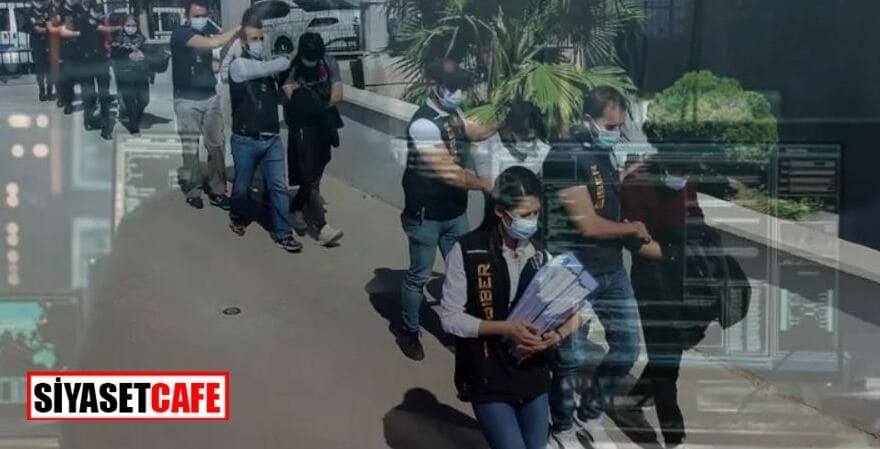 Mersin'de 1 milyon TL vurgun yapan Jigolo çetesine baskın
