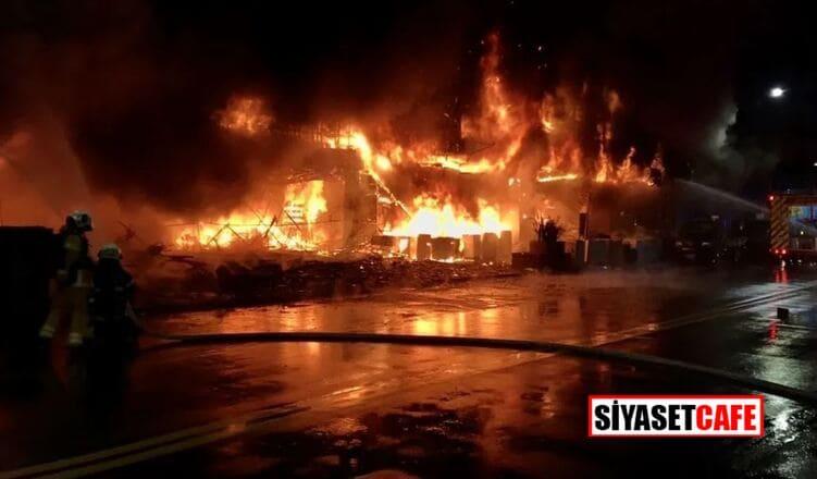 13 katlı bina tamamen yandı, 46 kişi öldü!