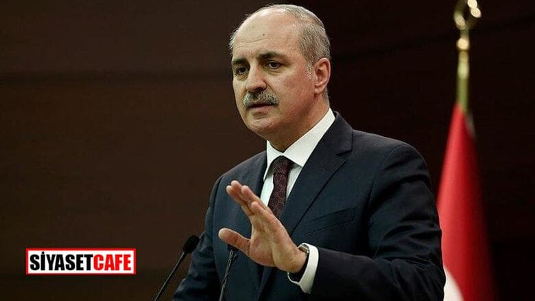 AK Partili Kurtulmuş: 'Kürtçe konuşan bir kardeşimi duyduğum zaman Allah'a olan inancımartıyor.'