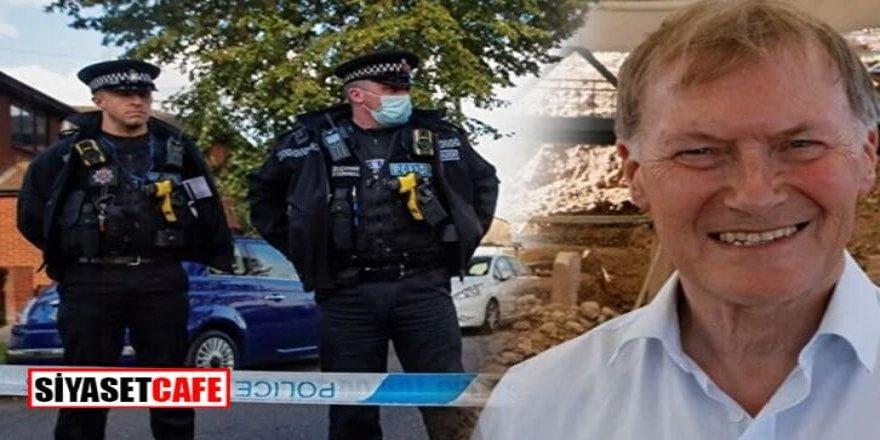 İngiltere'de şok: Milletvekili bıçaklanarak öldürüldü