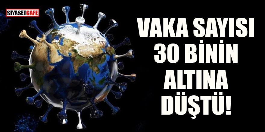 17 Ekim 2021 koronavirüs tablosu açıklandı