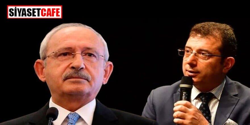 CHP'de kriz: Kılıçdaroğlu ve İmamoğlu arasındaki adaylık yarışı kızışıyor!