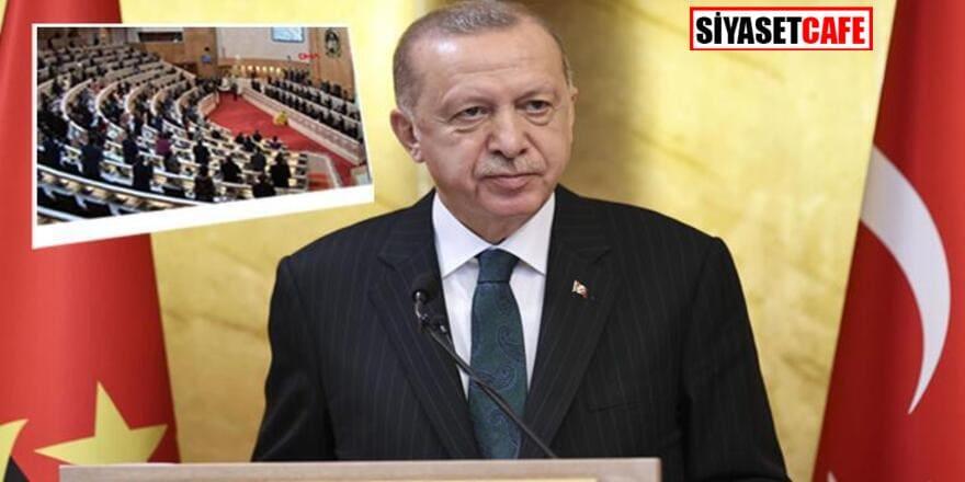 Angola Meclisi'nde konuşan Cumhurbaşkanı Erdoğan'dan önemli mesajlar
