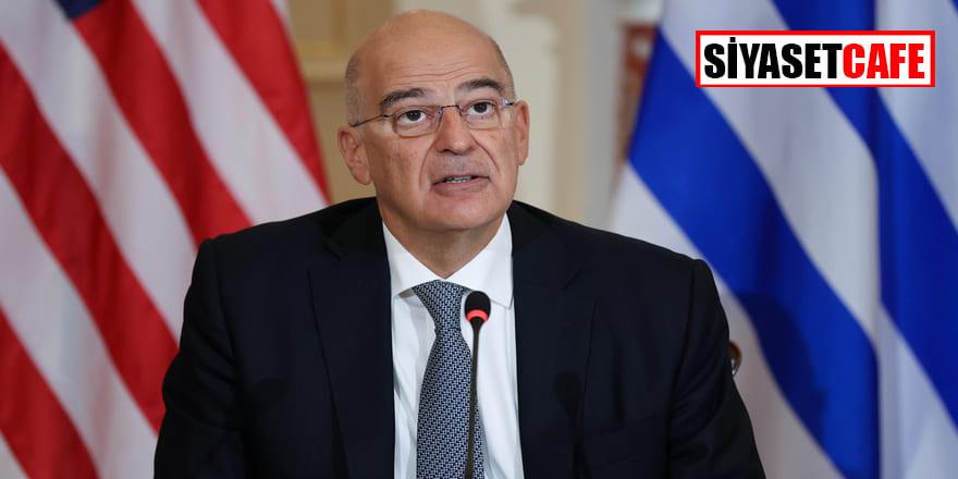 """Yunan Bakan Türkiye'yi ABD ile tehdit etti: """"Yunanistan'a saldırmayı düşünürse"""""""