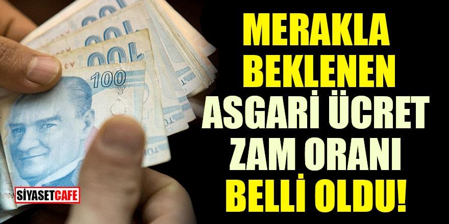 Milyonlarca çalışanı ilgilendiriyor! 2022 yılı asgari ücret 3550 lira olabilir