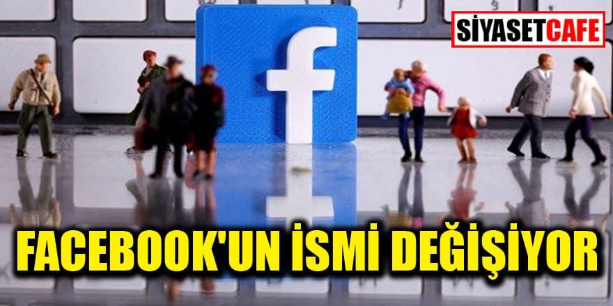 Zor günler geçiren Facebook'un ismi değişiyor!