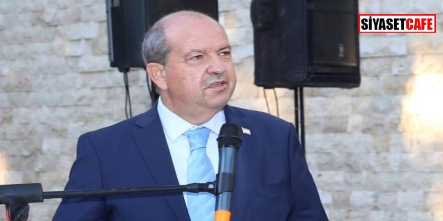 KKTC Cumhurbaşkanı Tatar'dan flaş Türkiye açıklaması!