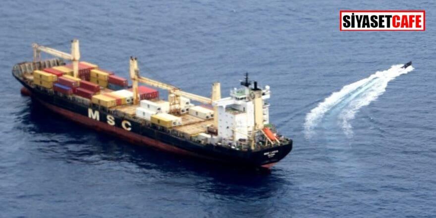 Denizde can pazarı: Korsanlara savaş gemisi müdahale etti!
