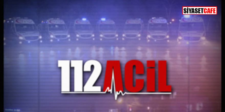 112 Acil Çağrı Merkezi'ne 11 bin kez asılsız ihbarda bulunan kişi tutuklandı