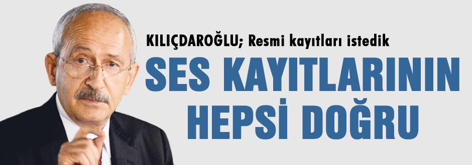 Erdoğan'ın oğluyla yaptığı bütün görüşmeler doğru